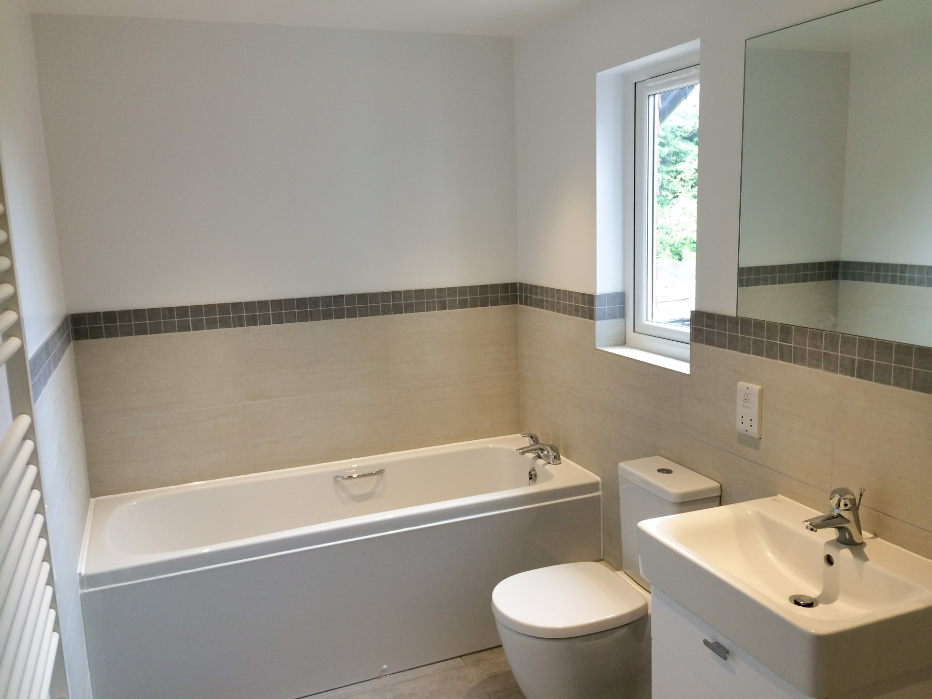 Bathroom house improvement West Kent - Joseph PCL