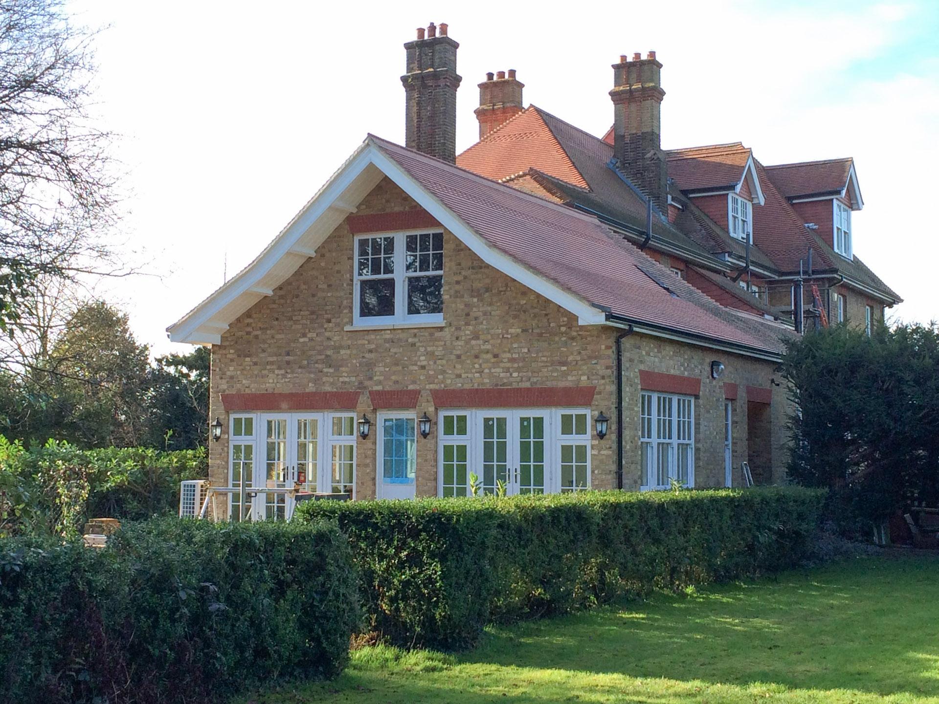 Home extension builders in Sevenoaks - Joseph PCL