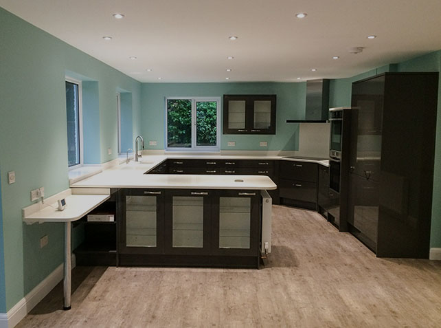 new kitchen in sevenoaks – small overlay