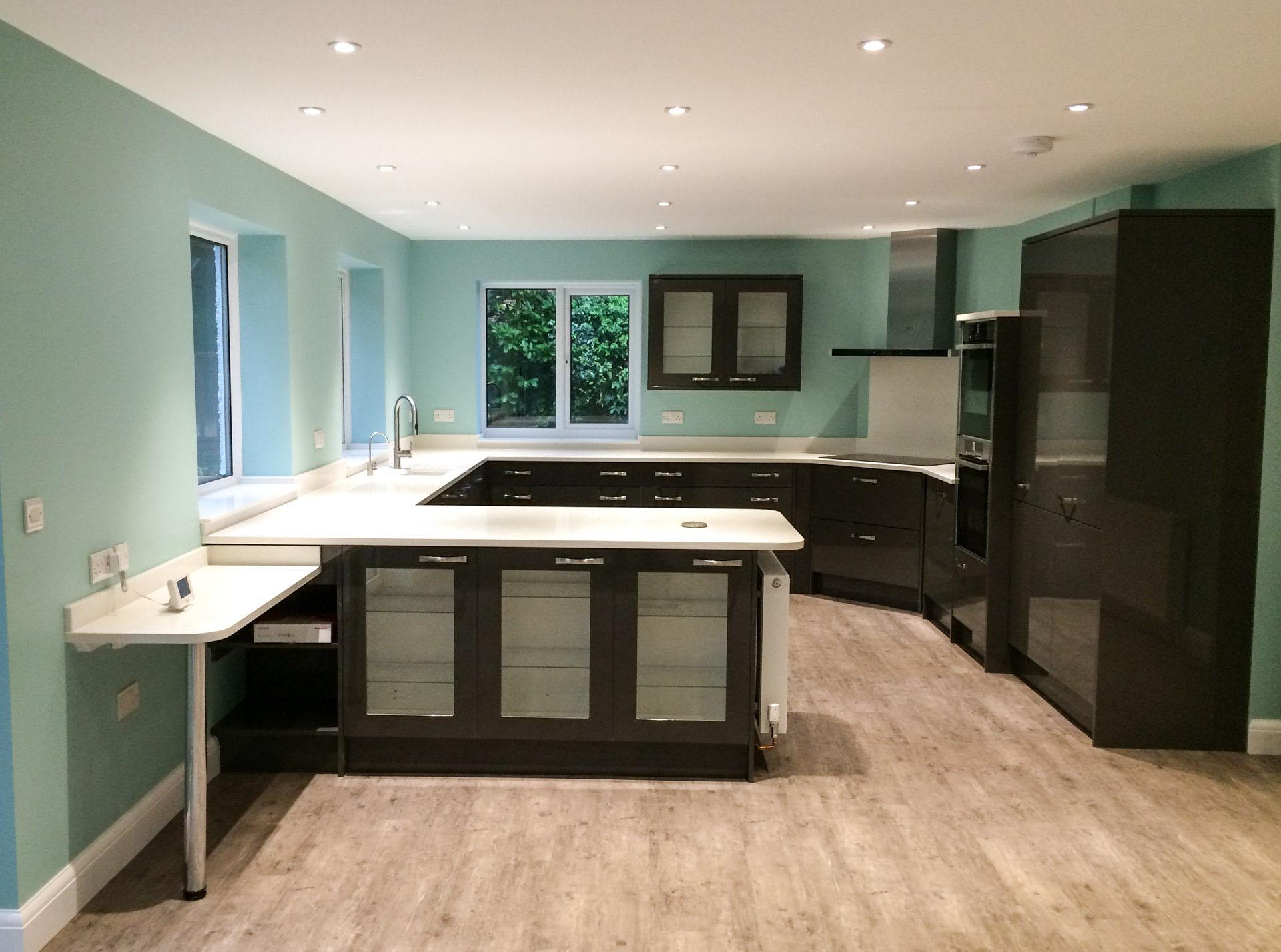New kitchen in Sevenoaks - Joseph PCL