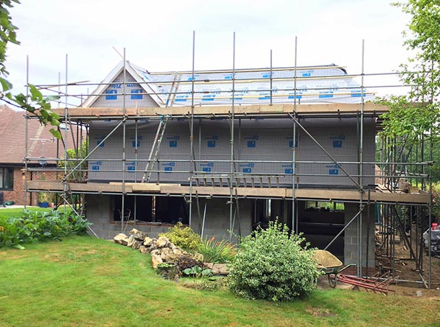 Two storey home extension in West Kent - Josephs