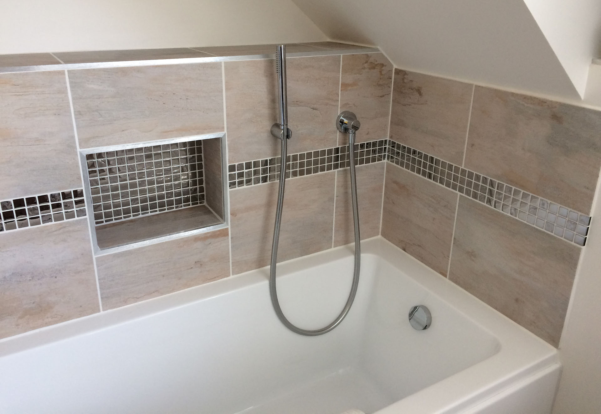 New bathroom makeover in Sevenoaks - Joseph PCL