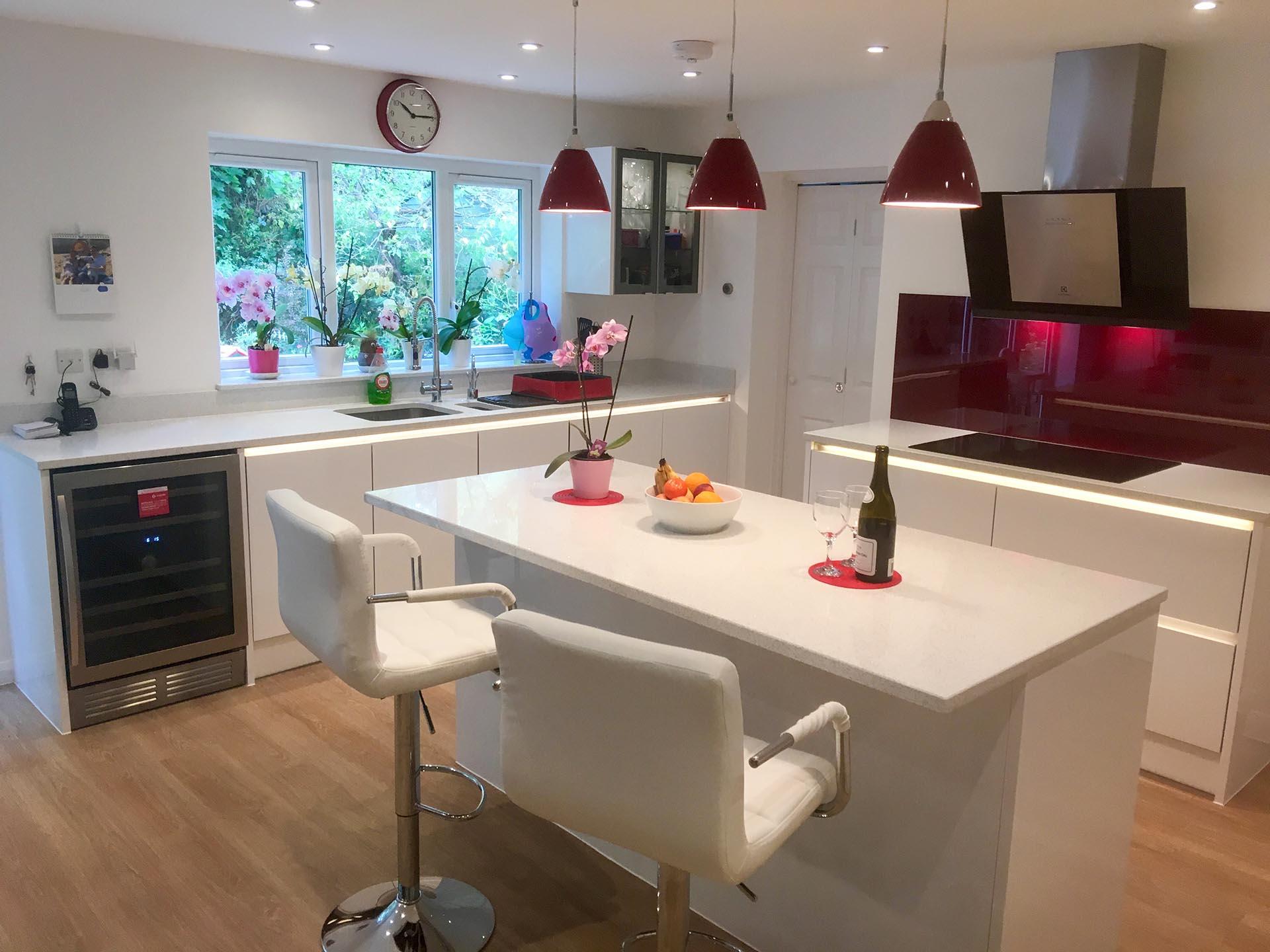 Kent Kitchen refit by Joseph Projects
