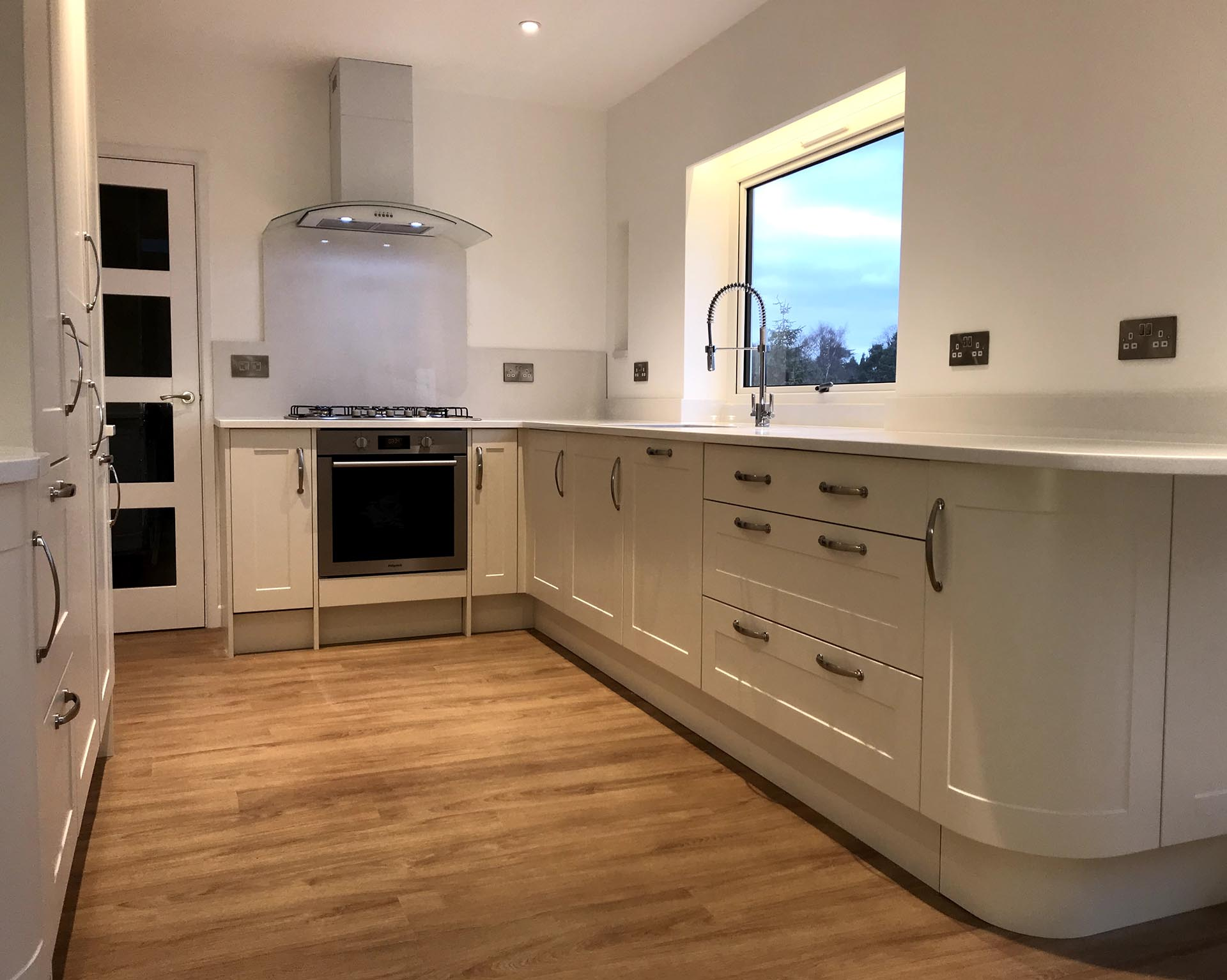 New kitchen builders near Borough Green